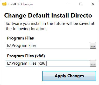 كيفية نقل التطبيقات والبرامج المثبتة في Windows 10