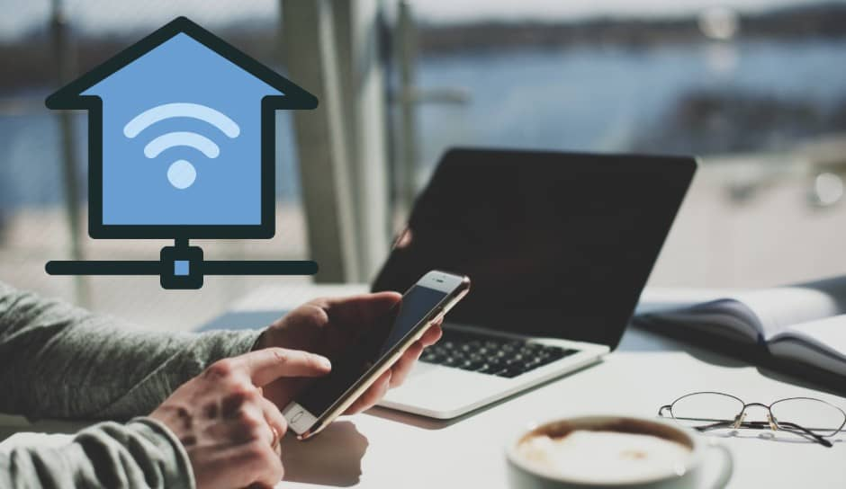 كيفية إعداد شبكة لاسلكية منزلية باستخدام هاتفك المحمول