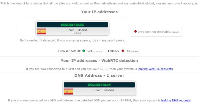 مجموعة من الطرق للتحقق من أمان اتصالك بالإنترنت