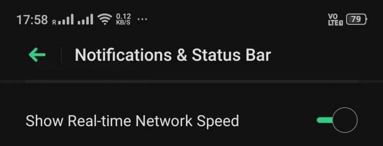 كيفية الحصول على عداد سرعة الإنترنت لـ Windows و Mac و Linux و Android