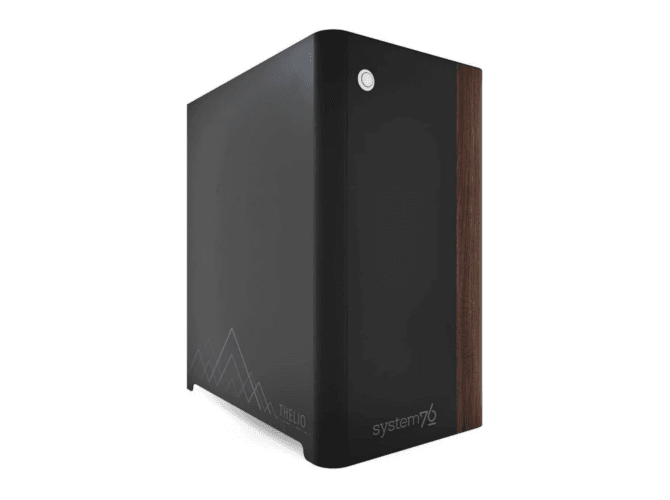 System76 Thelios DzTechs - أفضل أجهزة الكمبيوتر المحمولة وسطح المكتب لنظام التشغيل Linux في عام 2019