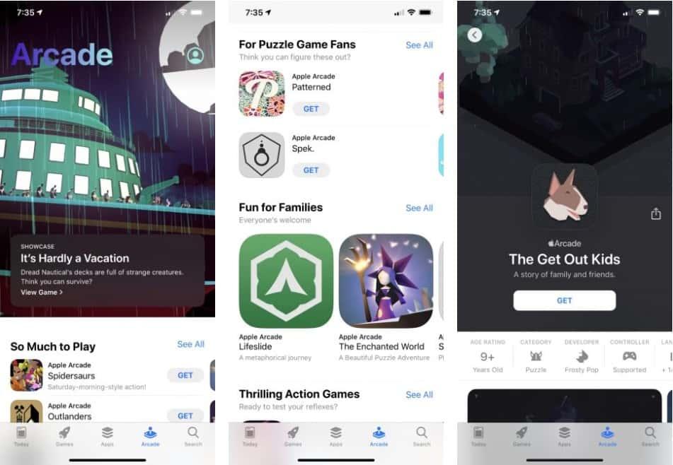 Comment commencer à jouer à des jeux avec Apple Arcade - iOS Mac
