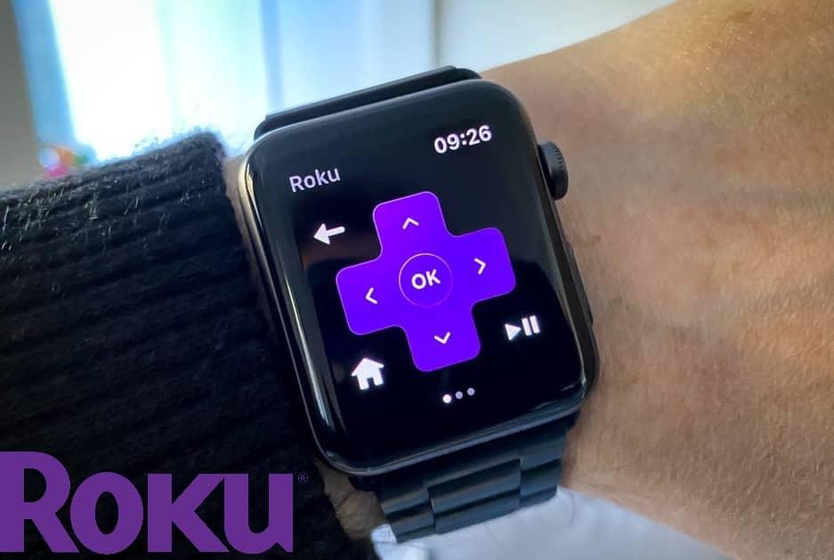 Vous pouvez maintenant contrôler Roku avec Apple Watch