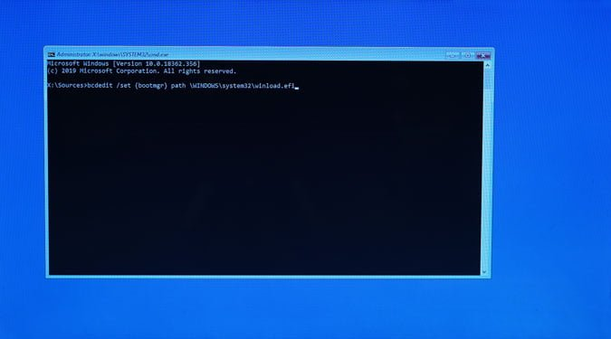 Façons de résoudre le problème de non-démarrage de Windows 10 sous Linux - Windows Linux