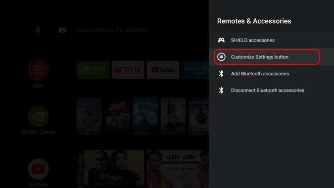 Comment réinitialiser la fonction du bouton Netflix sur NVIDIA Shield TV 2019 - Android TV