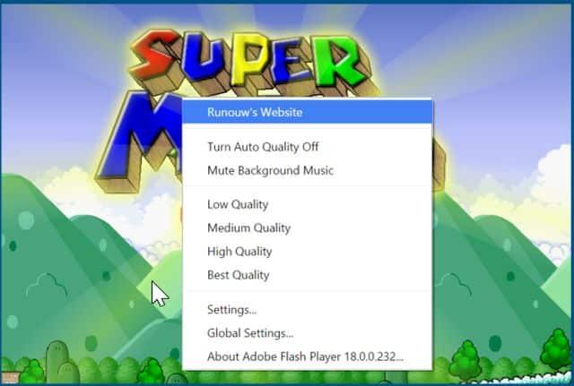 Téléchargez et jouez à vos jeux flash préférés avant qu'ils ne soient tous partis - explications