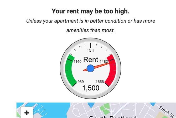 Comment comparer les prix de location dans votre région en utilisant Rentometer - Sites
