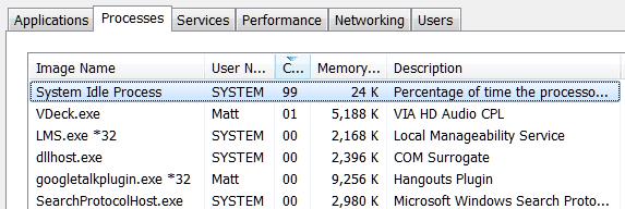 كيفية إصلاح ارتفاع استخدام وحدة المعالجة المركزية في Windows