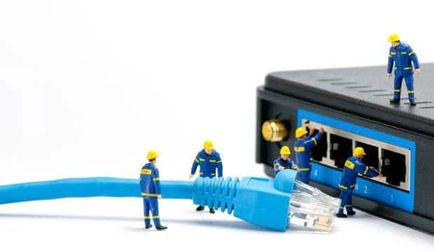 هل لديك مشاكل في الإتصال بالشبكة؟ إليك بعض الحيل التشخيصية والإصلاحات البسيطة