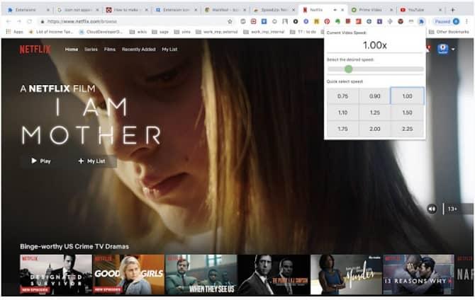 كيفية تغيير سرعة تشغيل Netflix للمشاهدة بسرعة أكبر - شروحات