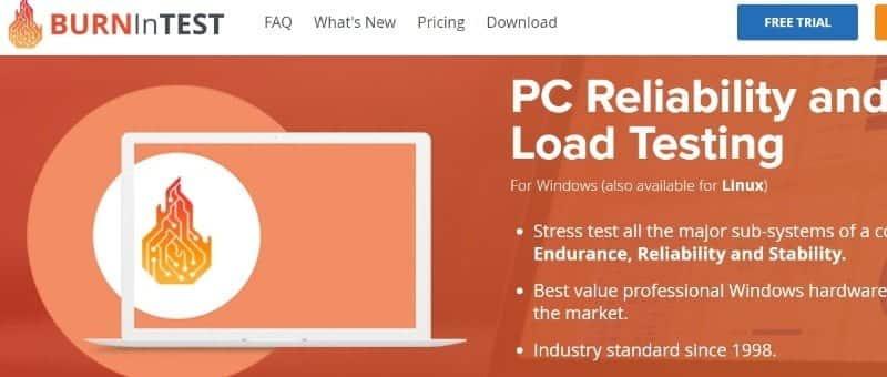 Meilleur logiciel gratuit pour tester les tolérances de CPU, de GPU et de RAM sur les ordinateurs