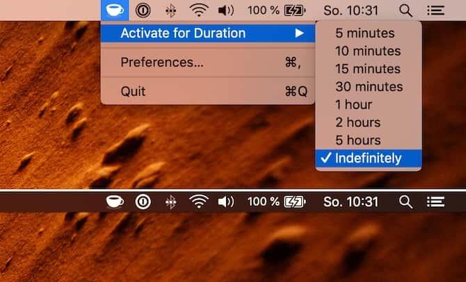 كيفية  تكوين جهاز Mac يدويًا لمنعه من التحويل إلى وضع النوم: 5 طرق لعمل ذلك - Mac