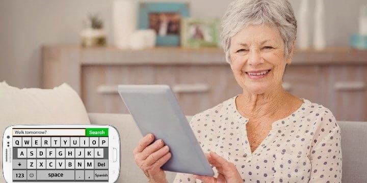 أفضل تطبيقات لوحة المفاتيح والأيقونات الصديقة لكبار السن لأجهزة Android - Android