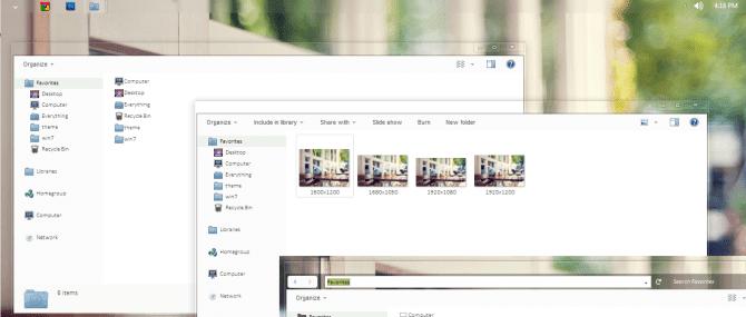 Meilleurs thèmes et thèmes gratuits pour Windows 7 que vous pourriez essayer - Windows