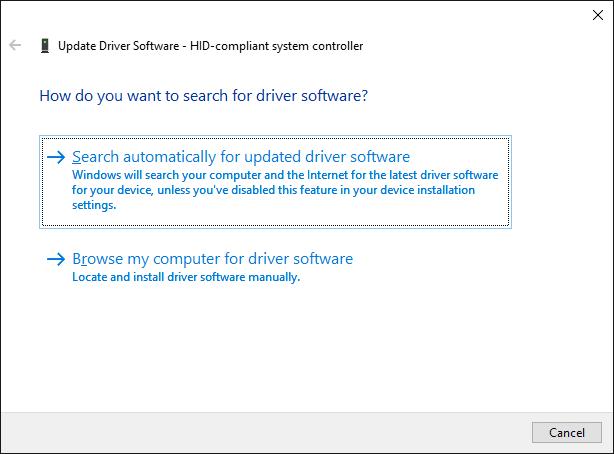 Comment réparer l'écran tactile sur Windows 10