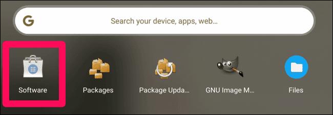 كيفية إعداد تطبيقات Linux واستخدامها على أجهزة Chromebook - Chromebook