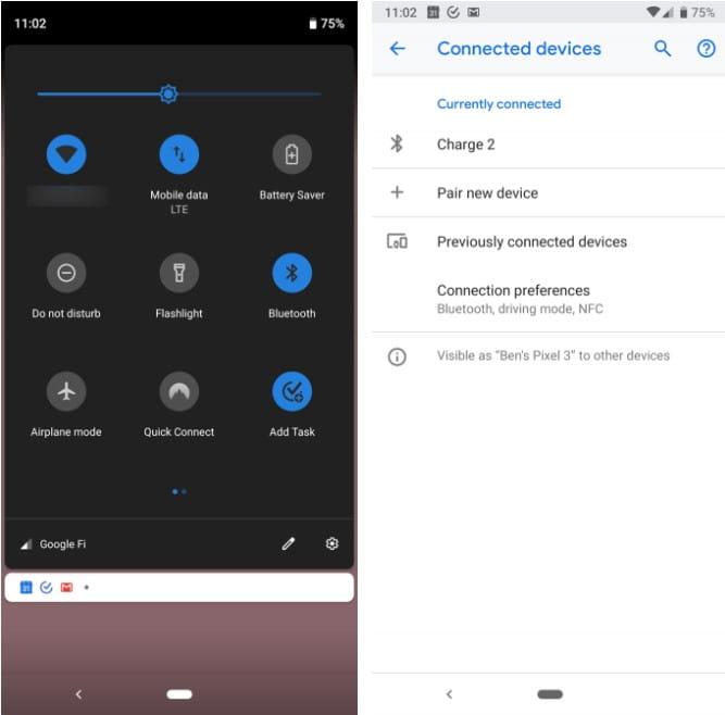 كيفية توصيل هاتفك المحمول بجهاز الكمبيوتر باستخدام Bluetooth