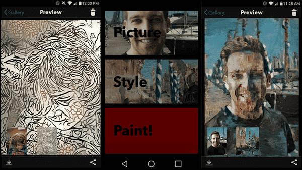 أدوات مختلفة من أجل تحويل صورتك الى لوحة فنية رائعة و أبهر أصدقاءك بها