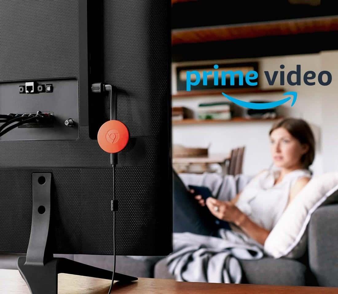 Comment regarder Amazon Prime Video sur votre téléviseur à l'aide de Chromecast
