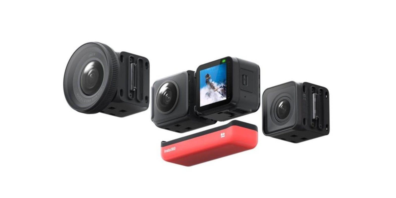 مقارنة بين DJI Osmo Action و GoPro 8 وبين Insta360 One R - مراجعات