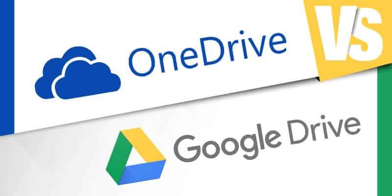 مقارنة بين Google Drive و OneDrive: أي خدمة عليك استخدامها لإجراء النسخ احتياطي لملفات Windows - مراجعات