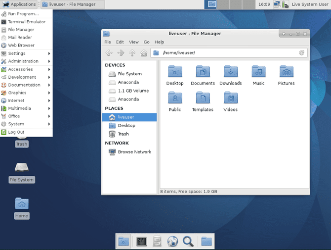 أفضل بيئات سطح المكتب الخفيفة لـ Linux: مقارنة بين LXDE و Xfce وبين MATE