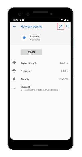 edit wifi settings android DzTechs - أفضل الوسائل لمنع المواقع الغير لائقة والإباحية على نظام Android
