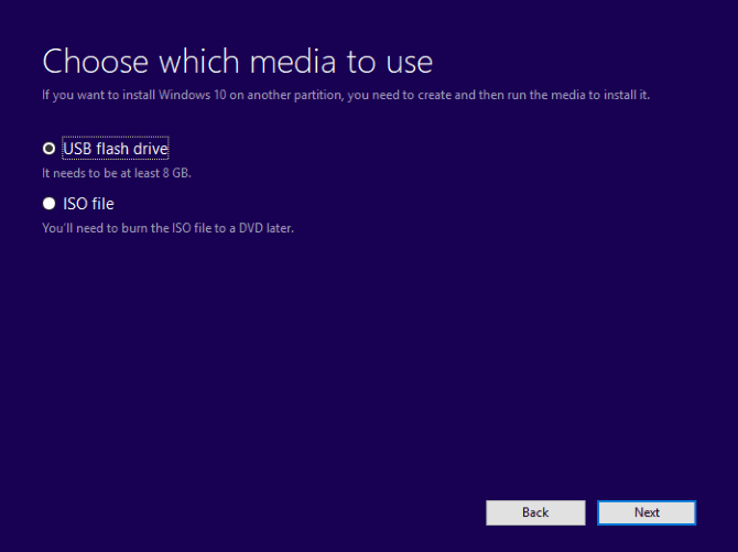 Comment installer Windows 10 à partir d'une clé USB amorçable - Windows