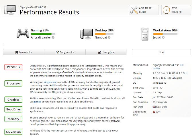Comment afficher le score d'expérience Windows sur Windows 10 pour vérifier les performances du PC - Windows