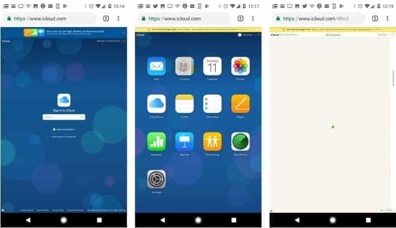 كيفية تتبع موقع هاتفك (Android و iOS) والبحث عنه بطرق متعددة - Android iOS
