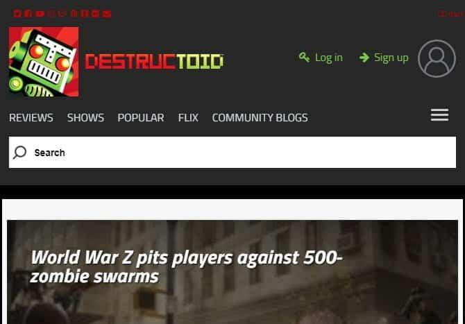 أفضل المواقع للحصول على مراجعات الألعاب وآخر أخبارها - مواقع