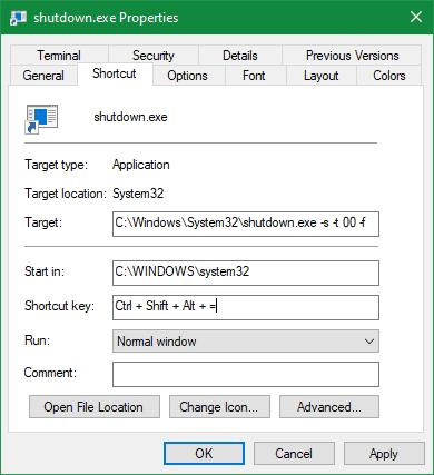 كيفية إيقاف تشغيل Windows 10 أو تفعيل وضع السكون من خلال اختصارات لوحة المفاتيح - الويندوز