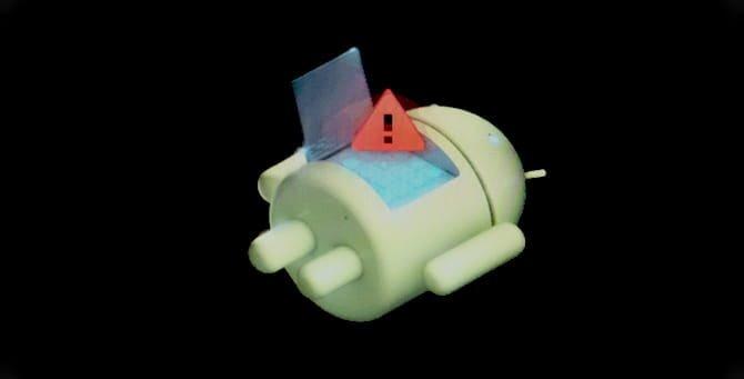 Comment réparer un téléphone Android en brique: moyens de récupérer - Android