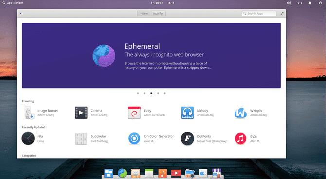 Voulez-vous installer le système d'exploitation élémentaire? Pourquoi devriez-vous l'installer! -Linux