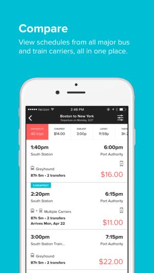 أفضل تطبيقات إدارة السفر وتخطيط الرحلات على نظامي Android و iOS