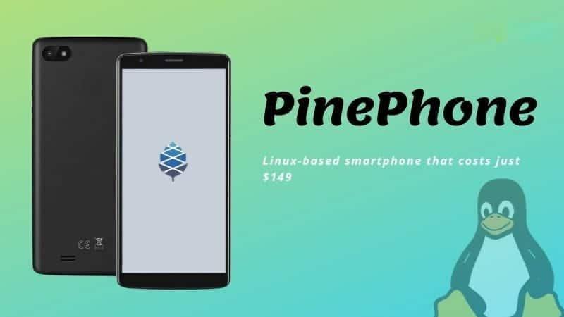 توزيعات وواجهات Linux التي يُمكنك تشغيلها على هاتف PinePhone