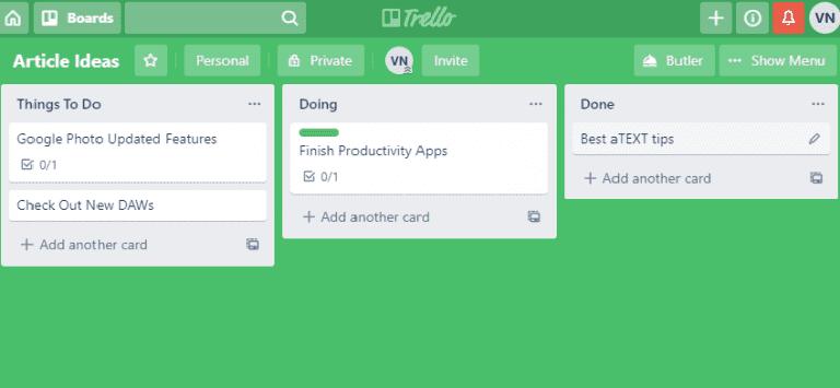 أفضل أدوات الإنتاجية للمدونين التي يتم استخدامها في سير العمل في DzTechs - الأفضل