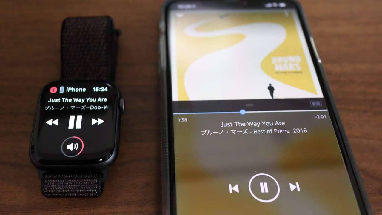 Meilleures applications de streaming musical pour les utilisateurs d'Apple Watch