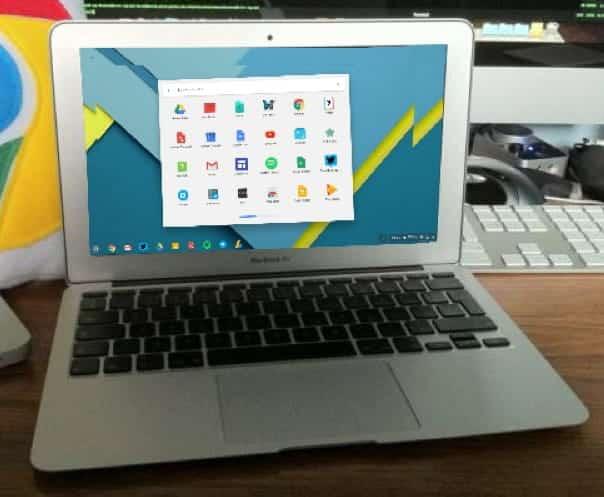 Comment installer Chrome OS sur un MacBook ou un iMac - Mac