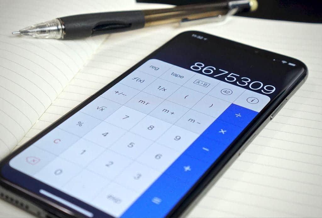 أفضل تطبيقات الآلة الحاسبة لأجهزة iPhone و iPad و Apple Watch