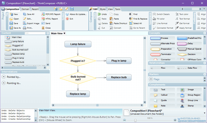 أفضل تطبيقات إنشاء المخططات الانسيابية المجانية لنظام Windows