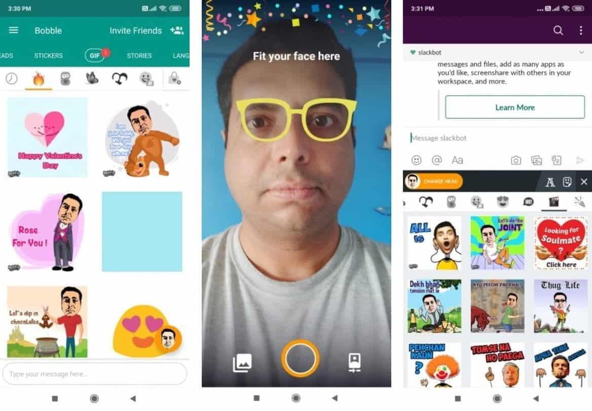 أفضل تطبيقات لوحة مفاتيح GIF للرسائل النصية والرموز التعبيرية على Android - Android