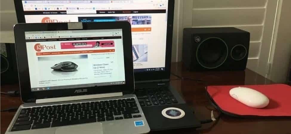 كيفية إعداد سطح المكتب البعيد على Chromebook - Chromebook