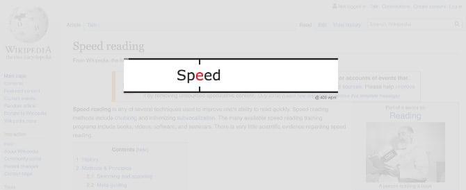 أفضل إضافات القراءة بشكل سريع لمتصفح Google Chrome