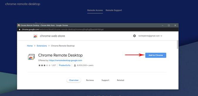 كيفية إعداد سطح المكتب البعيد على Chromebook تقنيات ديزاد
