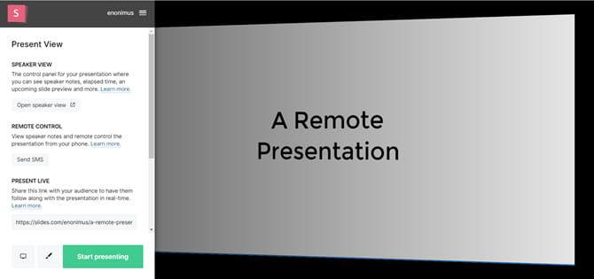 Les meilleurs outils pour démarrer une présentation en ligne de n'importe où - Sites