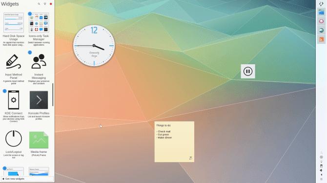 أفضل بيئات سطح المكتب لنظام التشغيل Linux