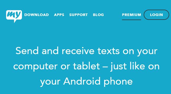 كيفية إرسال واستقبال الرسائل النصية باستخدام الأجهزة اللوحية بنظام Android - Android