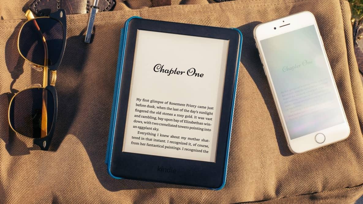 تطبيق Kindle لأجهزة Android و iPhone: هل هو جيد مثل جهاز Kindle الحقيقي؟ - Android iOS
