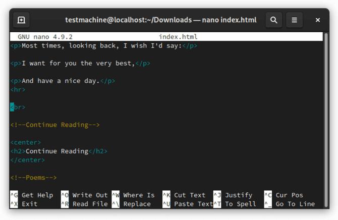 مقارنة بين GNU nano و Vim: من أفضل تطبيق تحرير النصوص من خلال سطر الأوامر Terminal